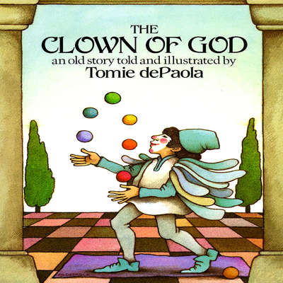 The Clown of God Audiobook, by Tomie dePaola