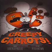 Creepy Carrots! Audiobook, by Aaron Reynolds