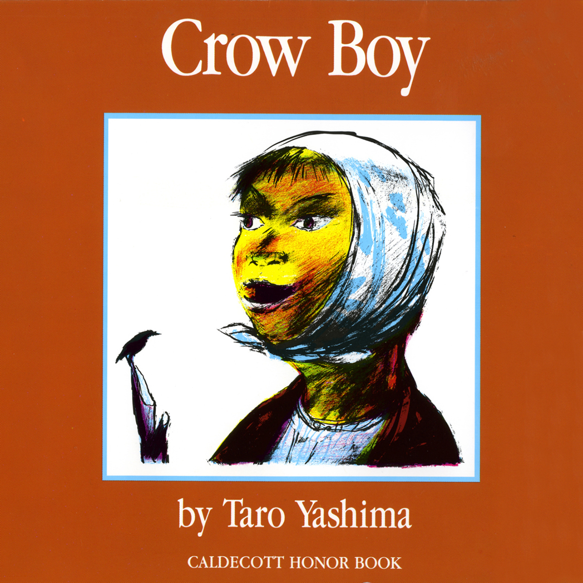 Printable Crow Boy Audiobook Cover Art