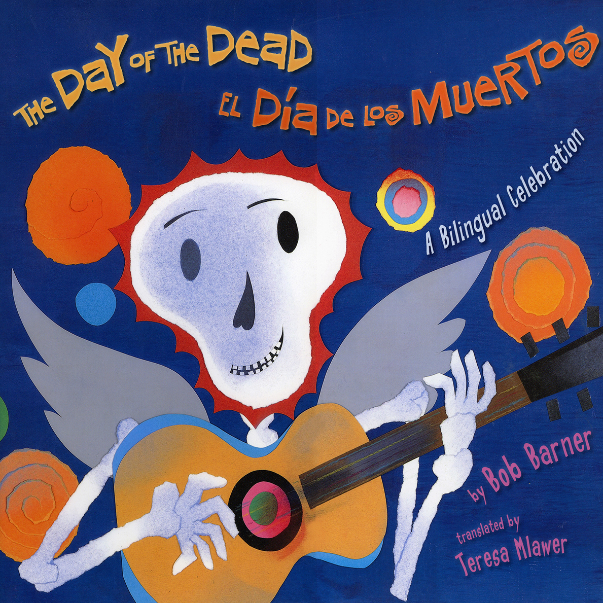 Printable The Day of the Dead Audiobook Cover Art