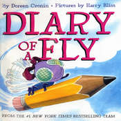 Diary of a Fly Audiobook, by Doreen Cronin