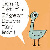 Don't Let the Pigeon Drive the Bus! Audiobook, by Mo Willems