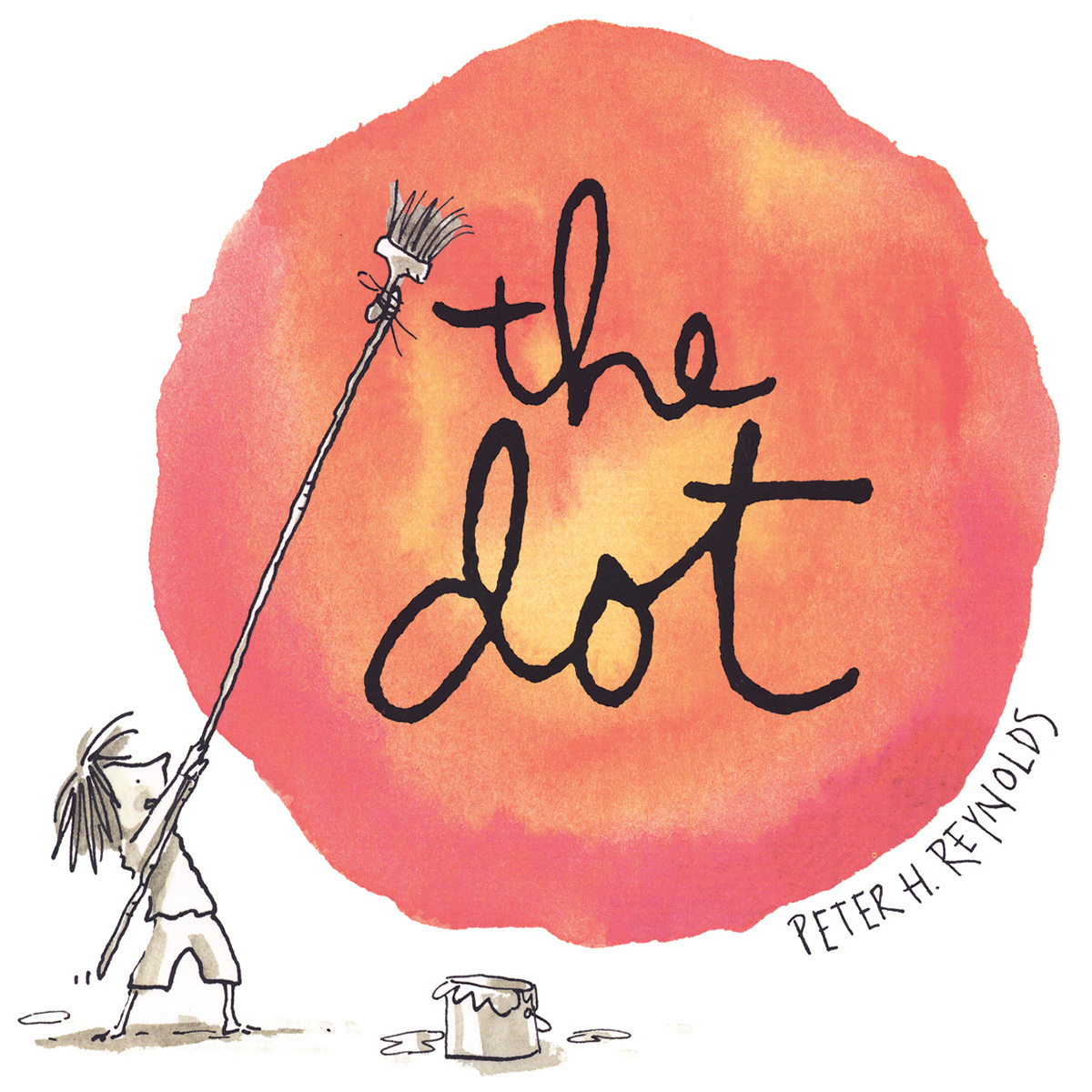 Printable The Dot Audiobook Cover Art