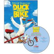 Duck on a Bike Audiobook, by David Shannon