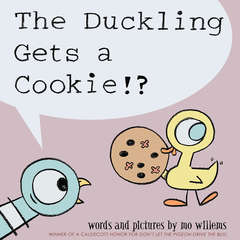 The Duckling Gets a Cookie!? Audiobook, by Mo Willems