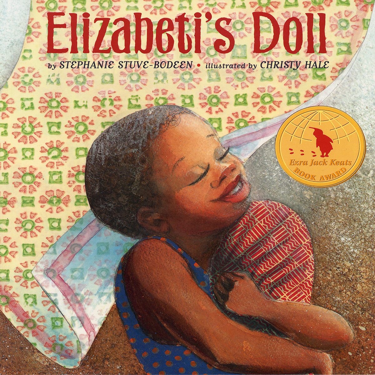 Printable Elizabeti's Doll Audiobook Cover Art
