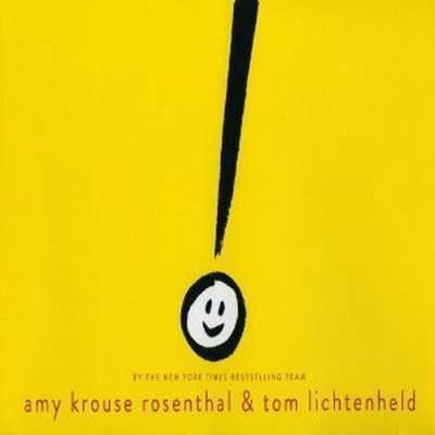 Exclamation Mark Audiobook, by Amy  Krouse Rosenthal