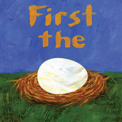 First the Egg Audiobook, by Laura Vaccaro Seeger