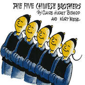 The Five Chinese Brothers Audiobook, by Claire Huchet Bishop