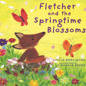Fletcher and the Springtime Blossoms Audiobook, by Julia Rawlinson