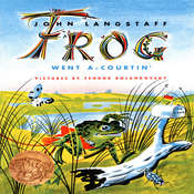 Frog Went A-courtin' Audiobook, by John Langstaff