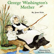George Washington's Mother Audiobook, by Jean Fritz