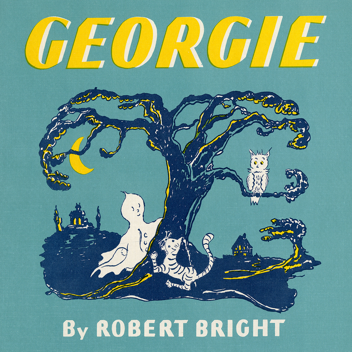 Printable Georgie Audiobook Cover Art