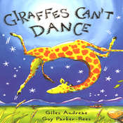 Giraffes Can't Dance Audiobook, by Giles  Andreae