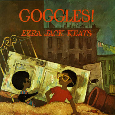 Goggles! Audiobook, by Ezra Jack Keats