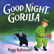 Good Night, Gorilla Audiobook, by Peggy Rathmann
