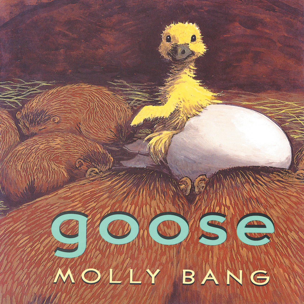 Printable Goose Audiobook Cover Art