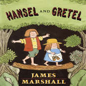 Hansel & Gretel Audiobook, by James Edward Marshall