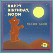 Happy Birthday, Moon Audiobook, by Frank Asch