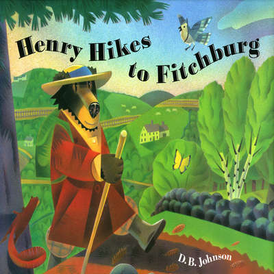 Henry Hikes to Fitchburg Audiobook, by D. B. Johnson