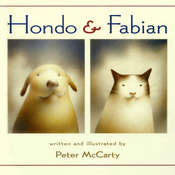 Hondo & Fabian Audiobook, by Peter McCarty