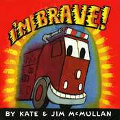 I'm Brave! Audiobook, by Kate McMullan