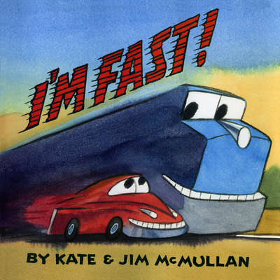 I'm Fast! Audiobook, by Kate McMullan