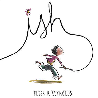 Ish Audiobook, by Peter H. Reynolds