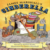 James Marshall's Cinderella Audiobook, by Barbara Karlin, James Edward Marshall