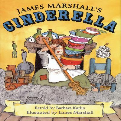 James Marshall's Cinderella Audiobook, by James Edward Marshall