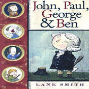 John, Paul, George & Ben, by Lane Smith