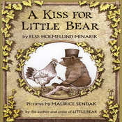 A Kiss For Little Bear Audiobook, by Else Holmelund Minarik