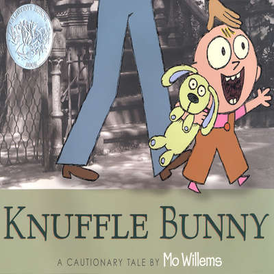 Knuffle Bunny:  A Cautionary Tale Audiobook, by Mo Willems