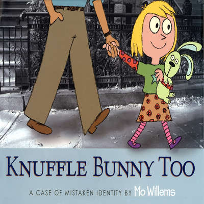 Knuffle Bunny Too:  A Case of Mistaken Identity Audiobook, by Mo Willems