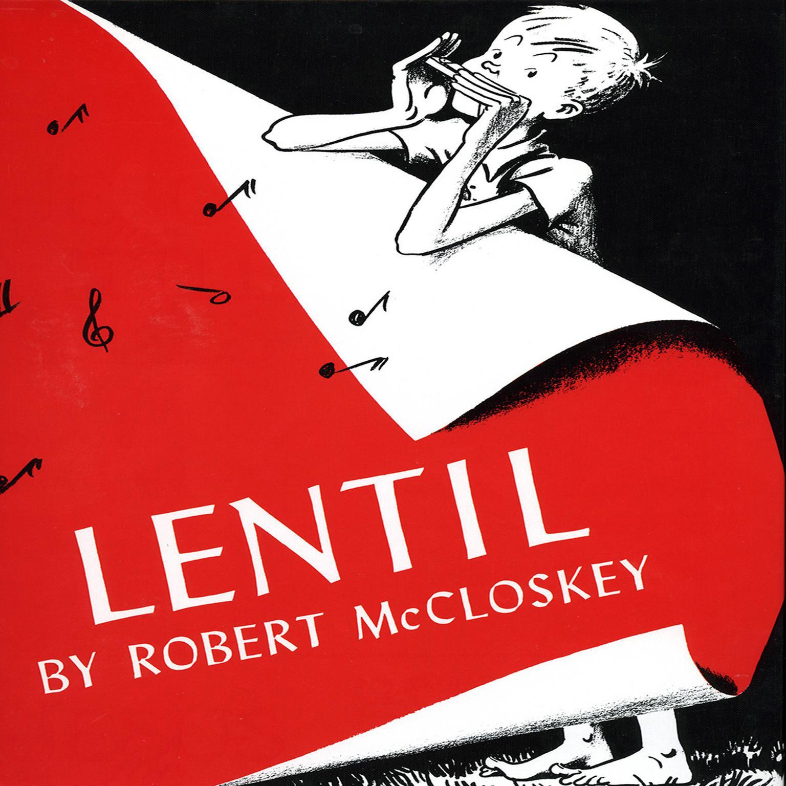 Lentil Audiobook, by Robert McCloskey
