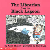 Librarian from the Black Lagoon Audiobook, by Mike  Thaler