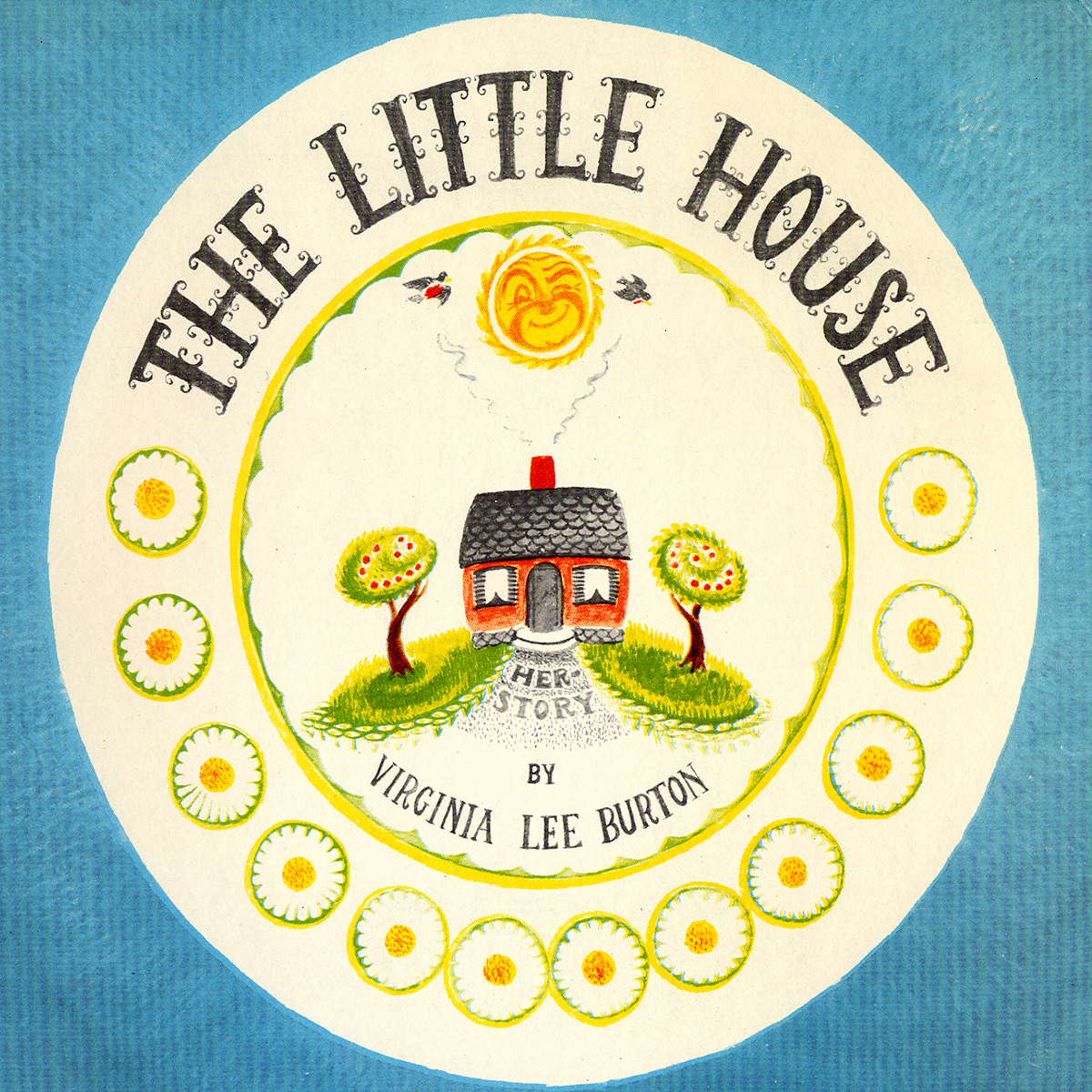 Printable The Little House Audiobook Cover Art