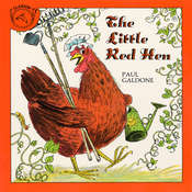 The Little Red Hen Audiobook, by Paul Galdone
