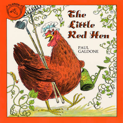 The Little Red Hen Audiobook, by