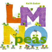 LMNO Peas Audiobook, by Keith Baker