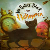 Los Gatos Black on Halloween Audiobook, by Marisa  Montes
