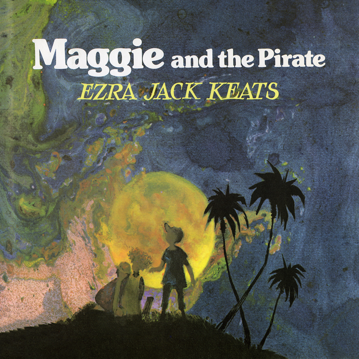Printable Maggie and the Pirate Audiobook Cover Art