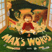 Max's Words Audiobook, by Kate Banks