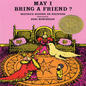 May I Bring a Friend?, by Beatrice  Schenk de Regneirs