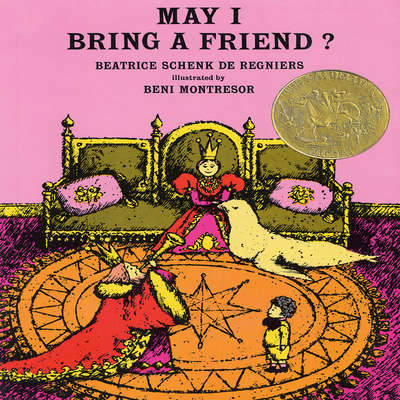 May I Bring a Friend? Audiobook, by Beatrice  Schenk de Regneirs