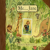 Me … Jane Audiobook, by Patrick McDonnell