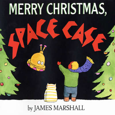 Merry Christmas, Space Case Audiobook, by James Edward Marshall