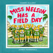 Miss Nelson Has a Field Day Audiobook, by Harry Allard