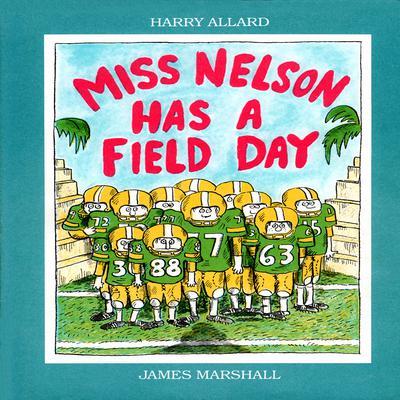 Miss Nelson Has a Field Day Audiobook, by Harry Allard