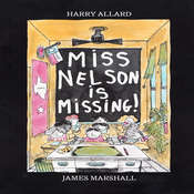 Miss Nelson Is Missing! Audiobook, by Harry Allard, James Edward Marshall